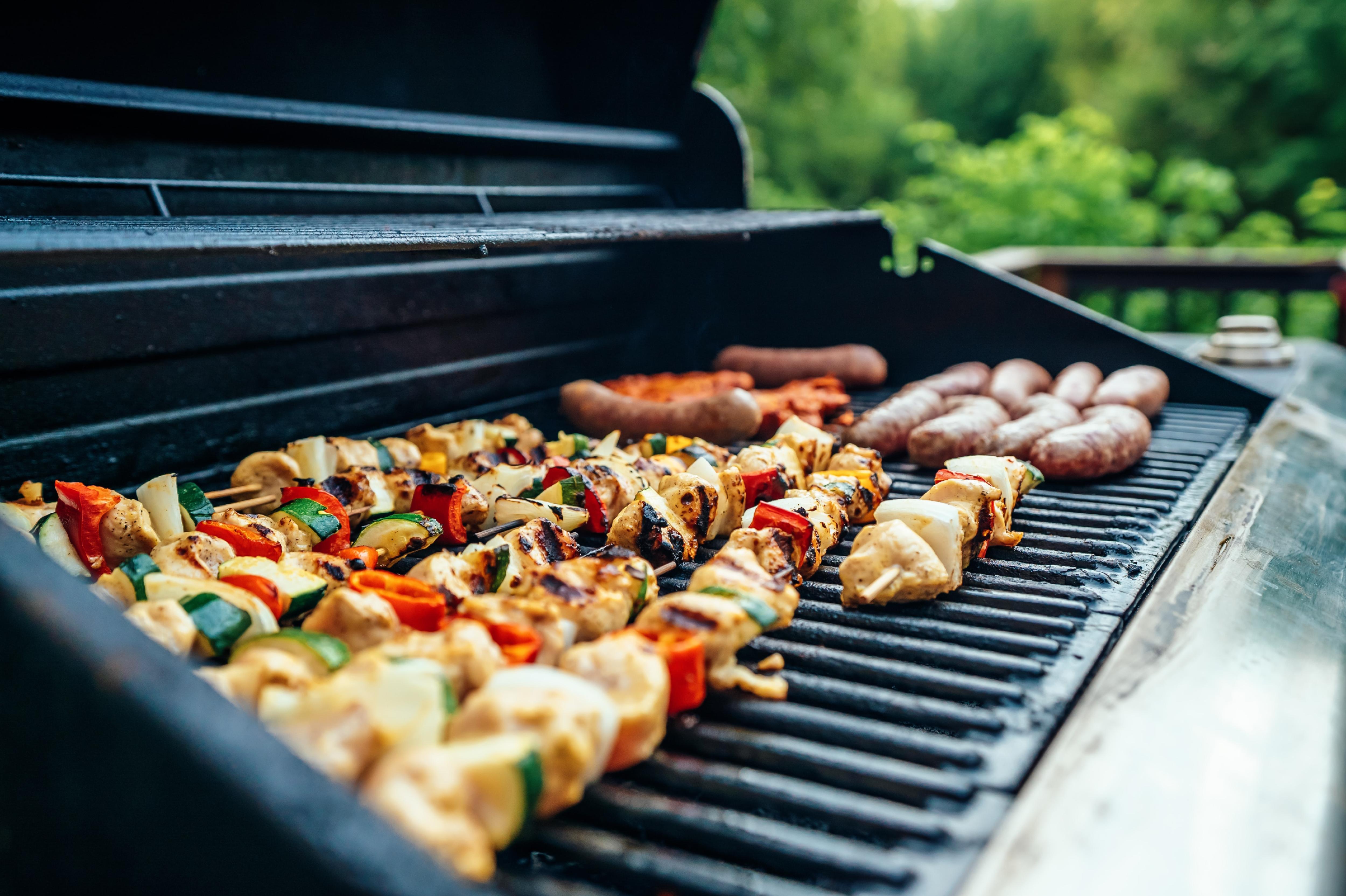 Een barbecue kopen die bij je past